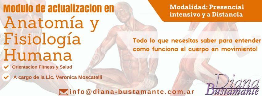 Anatomia y Fisiologia Humana - Diana Bustamante